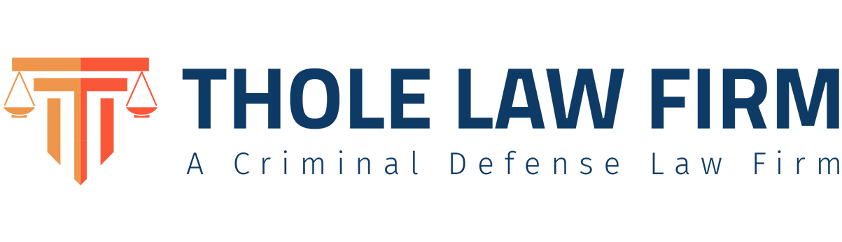 Thole Law Firm. A criminal defense law firm.